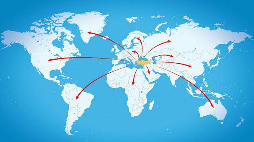 4 kıta 26 ülkeye ihracat…